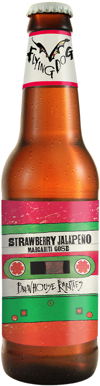 Flying Dog - Strawberry Jalapeno Margarita Gose 6PK BTL