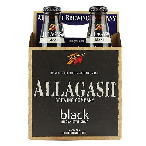Allagash Brewing - Black 4PK BTL - uptownbeverage
