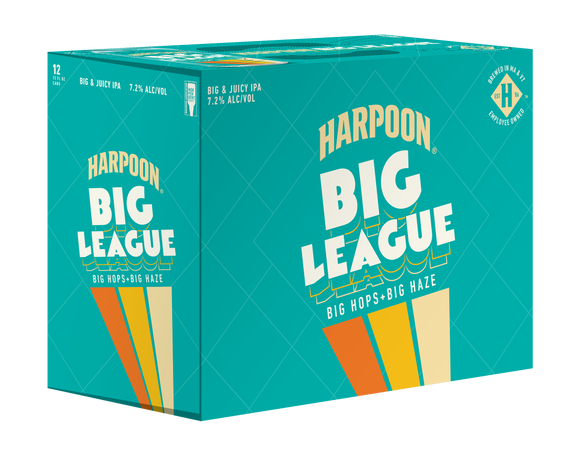 Harpoon - Big League 12PK CANS