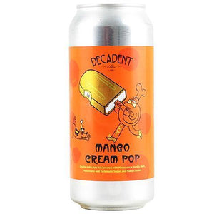 Decadent Ales - Mango Cream Pop Single CAN - uptownbeverage
