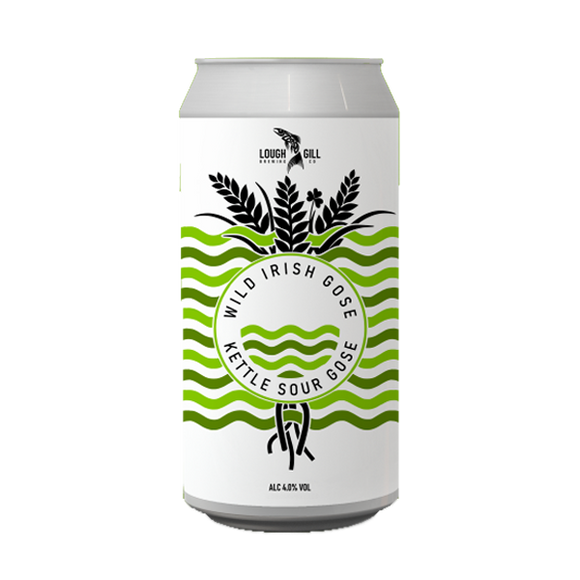 Lough Gill - Wild Irish Gose 4PK CANS - uptownbeverage