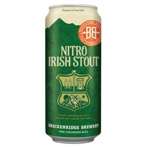Breckenridge - Nitro Irish Stout 4PK CANS