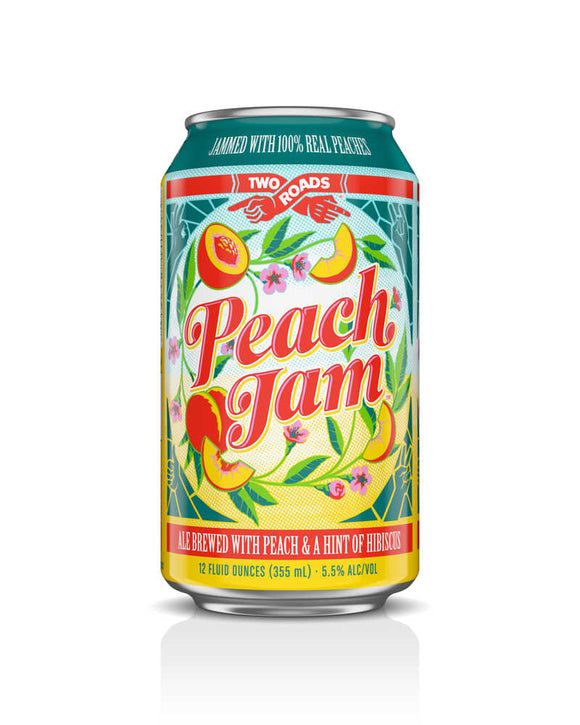 Two Roads - Peach Jam 6PK CANS - uptownbeverage