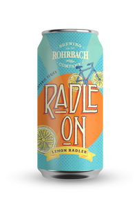 Rohrback Brewing - Radie On 4PK CANS - uptownbeverage
