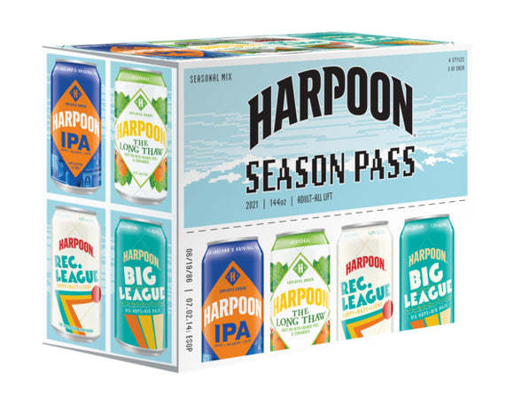 Harpoon - Season Pass 12PK CANS