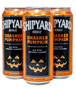 Shipyard - Smashed Pumpkin 4PK CANS - uptownbeverage