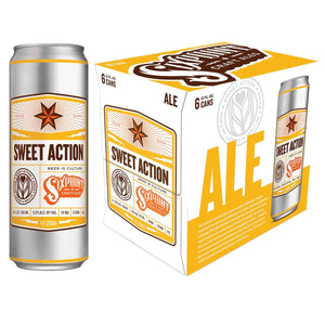 Sixpoint Brewery - Sweet Action 6PK CANS - uptownbeverage