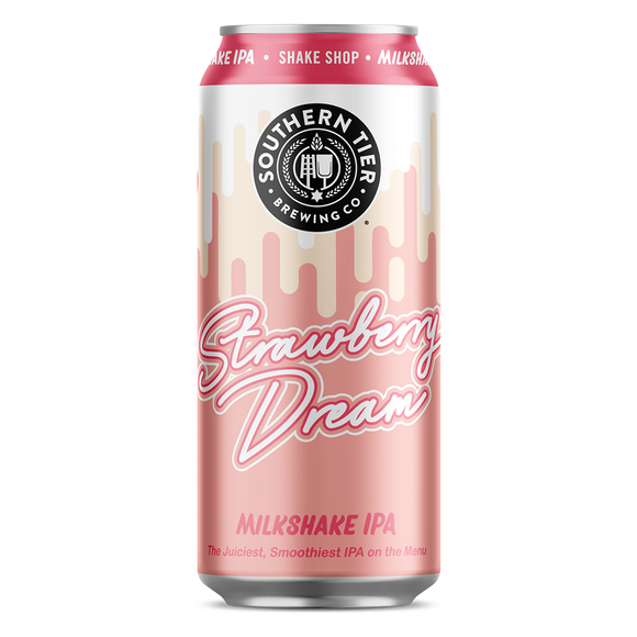 Southern Tier - Strawberry Milkshake IPA 4PK CANS