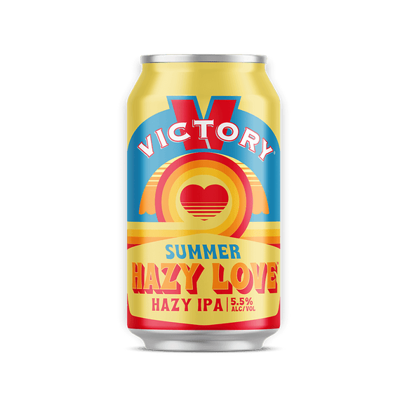 Victory - Summer Hazy Love 6PK CANS