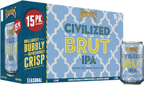 Founders Brewing - Civilized Brut 15PK CANS - uptownbeverage