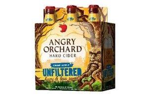 Angry Orchard - Unfiltered 6PK BTL - uptownbeverage