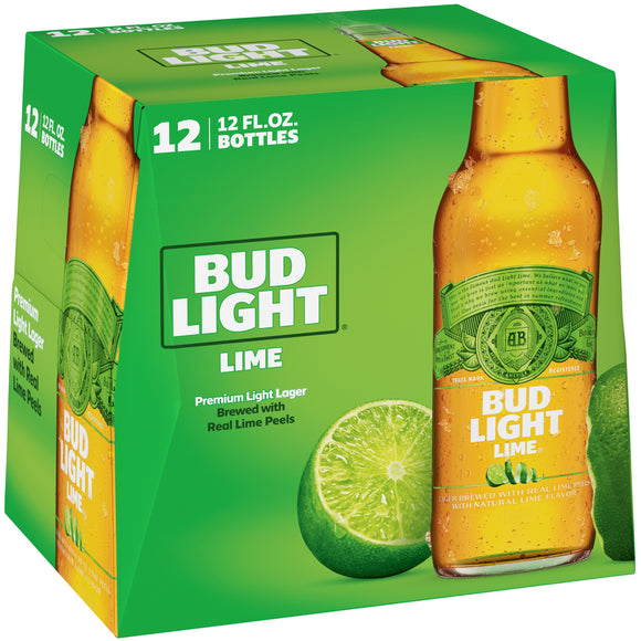 Bud Light Lime - 12PK BTL - uptownbeverage
