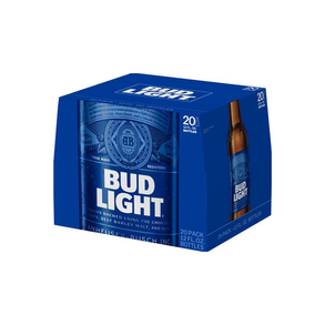 Bud Light - 20PK BTL - uptownbeverage