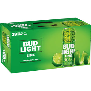 Bud Light Lime - 18PK CANS - uptownbeverage