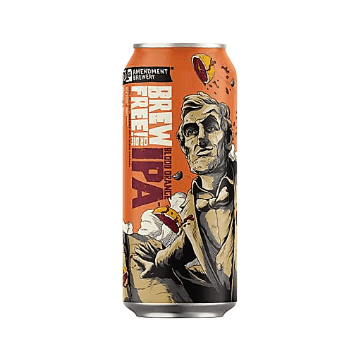 21st Amendment Brewery - Blood Orange IPA Single CAN