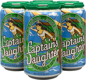 Grey Sail Brewing - Captain's Daughter 4PK CANS - uptownbeverage