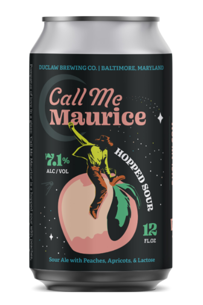 DuClaw Brewing - Call Me Maurice 6PK CANS