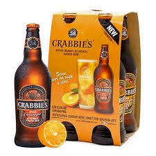 Crabbie's - Orange 4PK BTL - uptownbeverage