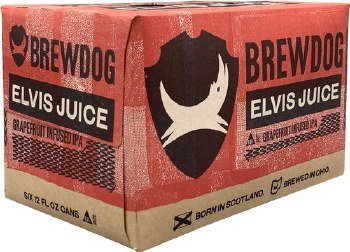 Brew Dog - Elvis Juice 6PK CANS - uptownbeverage