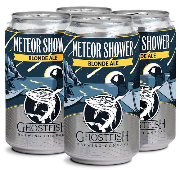 Ghostfish - Meteor Shower 4PK CANS