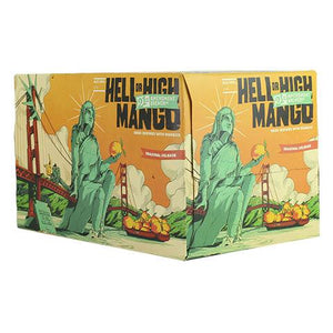 21st Amendment - Hell or High Mango 6PK CANS - uptownbeverage