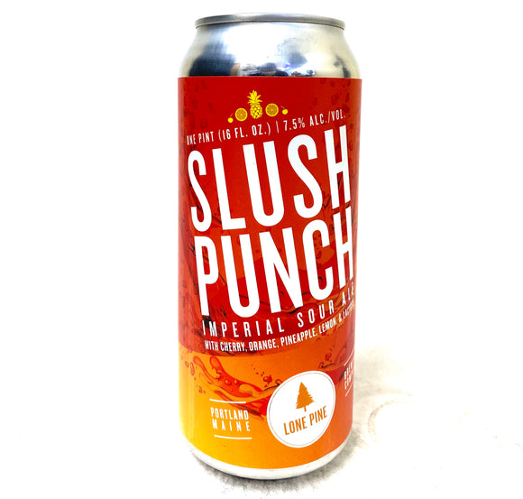 Lone Pine - Slush Lunch 4PK CANS