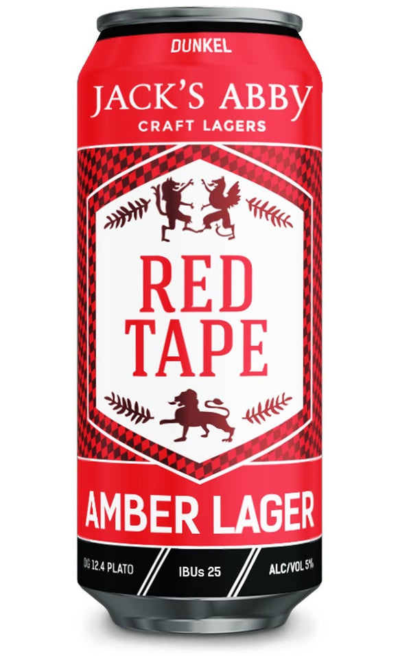 Jacks Abby - Red Tape 6PK CANS