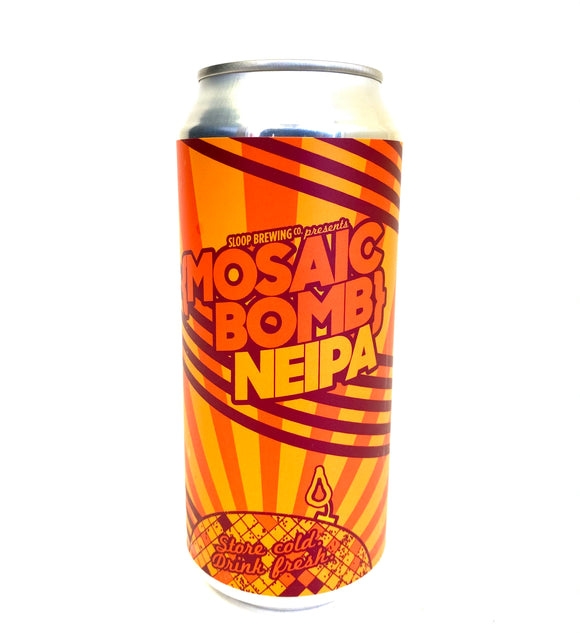 Sloop Brewing - Mosaic Bomb 4PK CANS