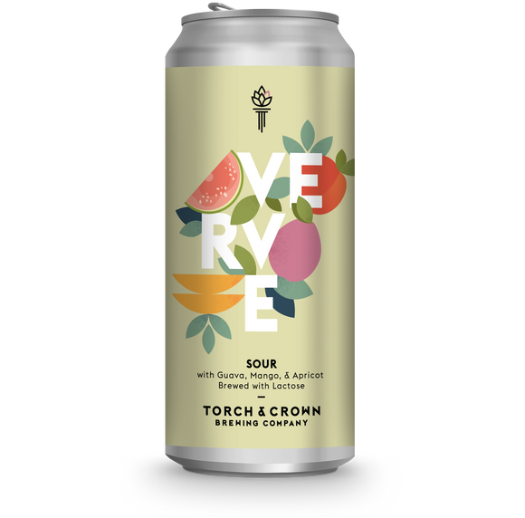 Torch and Crown - Verve 4PK CANS