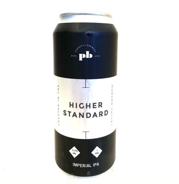Peekskill - Higher Standard Single CAN