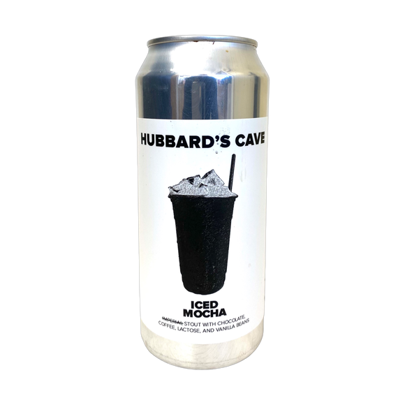Hubbard's Cave - Iced Mocha 4PK CANS