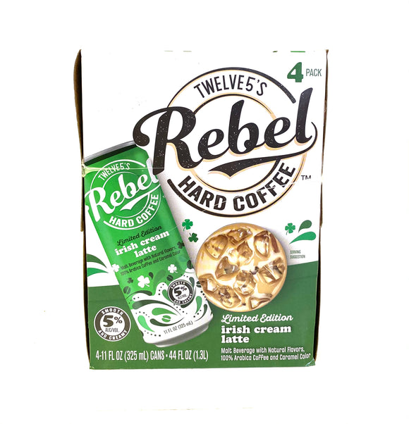 Rebel - Irish cream 4PK CANS