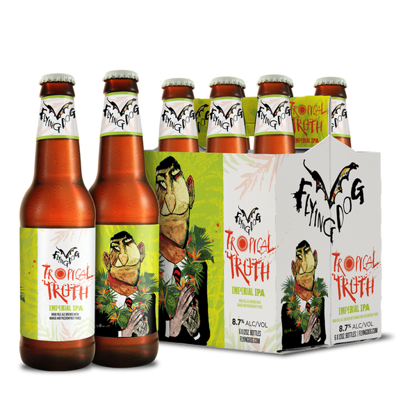 Flying Dog - Tropical Truth 6PK BTL - uptownbeverage