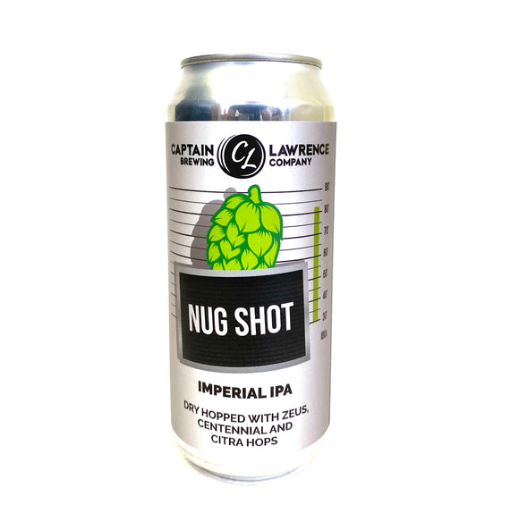 Captain Lawrence - Nug Shot 4PK CANS