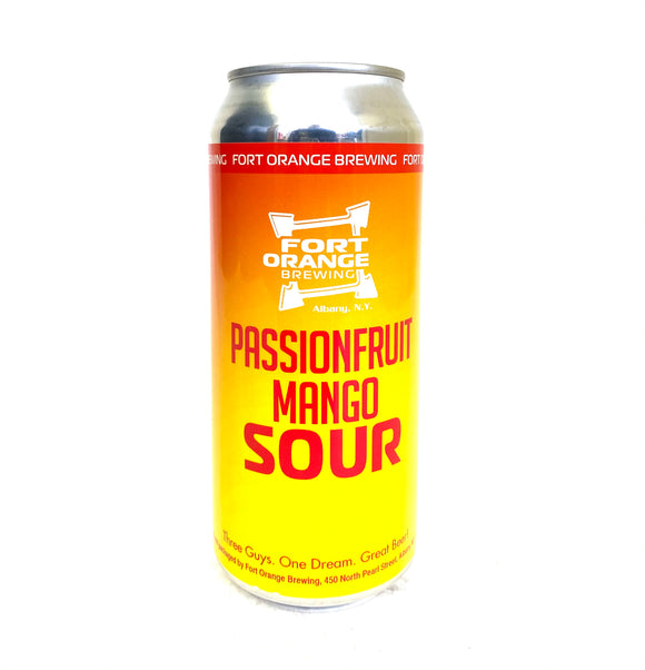 Fort Orange Brewery - Passionfruit Mango Sour 4PK CANS