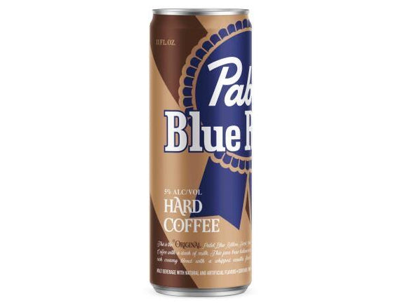 Pabst Blue Ribbon - Hard Coffee - uptownbeverage