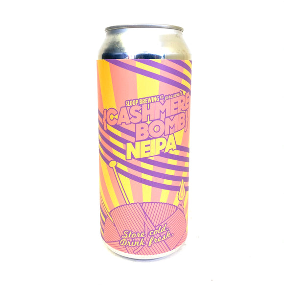 Sloop Brewing - Cashmere Bomb 4PK CANS