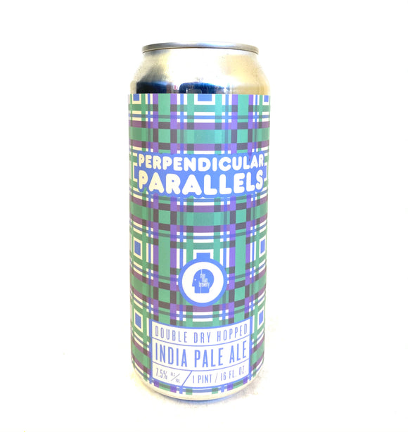 Thin Man - Perpendicular Parallels Single CAN
