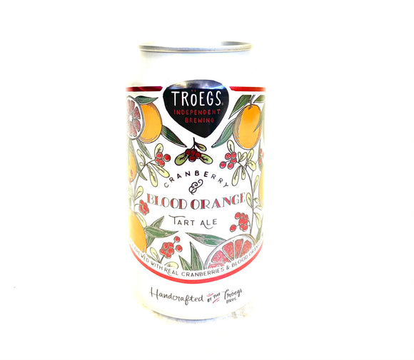 Troegs - Blood Orange & Cranberry Tart 6PK CANS