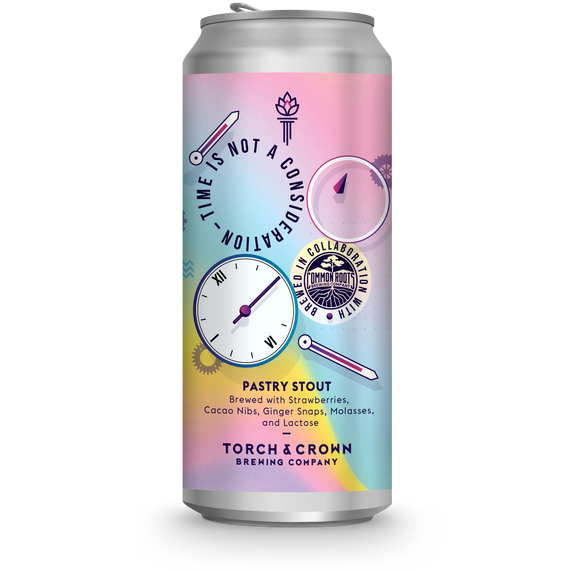 Torch and Crown - Time Is Not A Consideration 4PK CANS