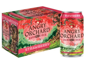 Angry Orchard - Strawberry 6PK CANS
