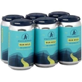 Athletic Brewing - Run Wild 6PK - uptownbeverage