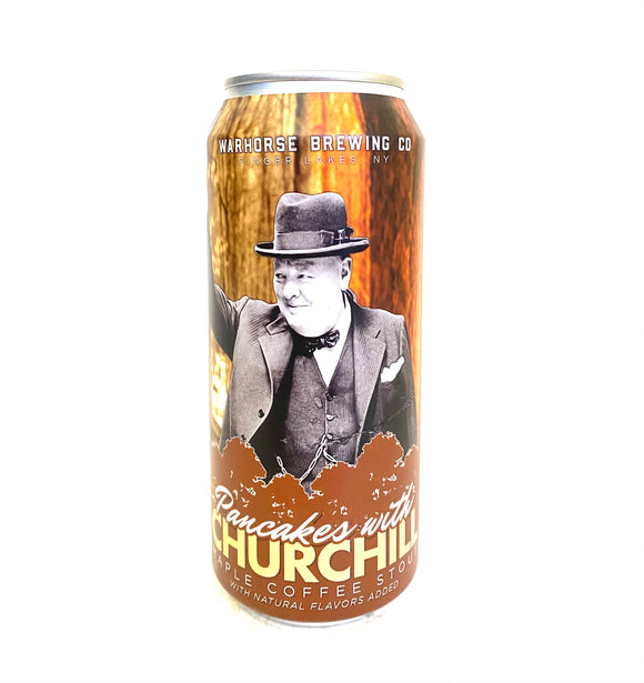 War Horse - Pancakes with Churchill 4PK CANS