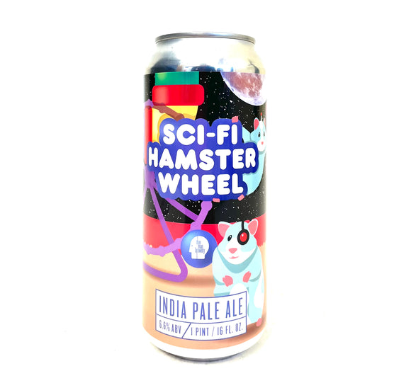Industrial Arts Brewing - SciFi Hamster Wheel Single CAN