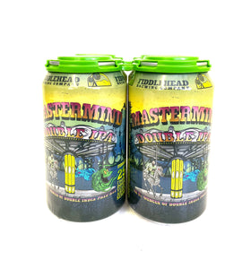 Fiddlehead Brewing - Mastermind Double IPA 4PK CANS