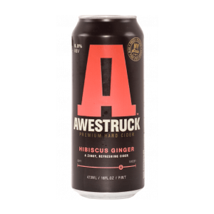 Awestruck - Hibiscus Ginger Single CAN