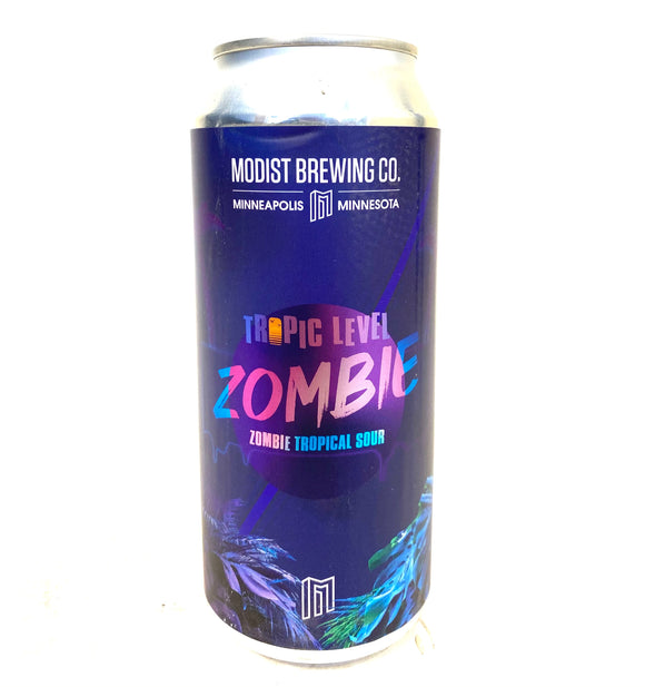 Modist Brewing - Tropic Level Zombie Sour 4PK CANS
