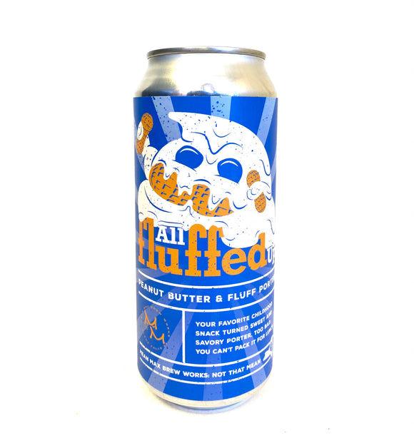 Mean Max - All Fluffed Up Single CAN