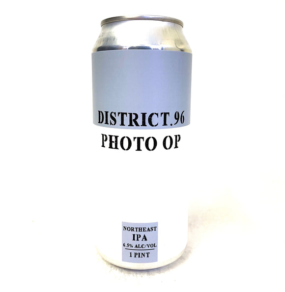 District 96 - Photo Op 4PK CANS
