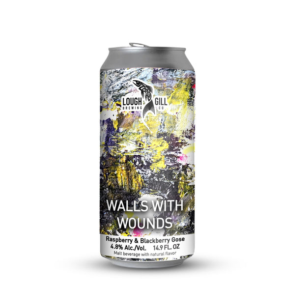 Lough Gill - Walls With Wounds 4PK CANS